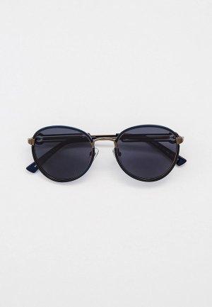 Очки солнцезащитные Matrix. Цвет: синий