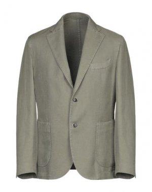 Пиджак EDDY & BROS. Цвет: светло-зеленый