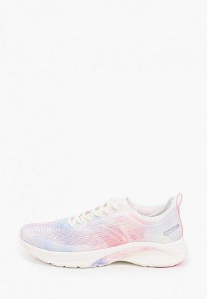 Кроссовки Anta Running. Цвет: разноцветный