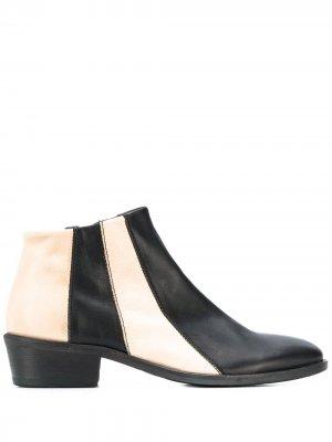Ботинки Coby Fiorentini + Baker. Цвет: черный
