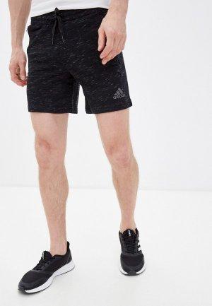 Шорты спортивные adidas M MEL SHO. Цвет: черный