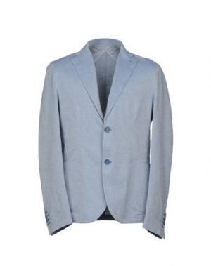 Пиджак BOMBOOGIE. Цвет: синий
