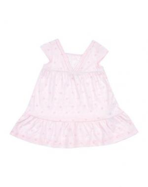 Платье LILI GAUFRETTE. Цвет: розовый
