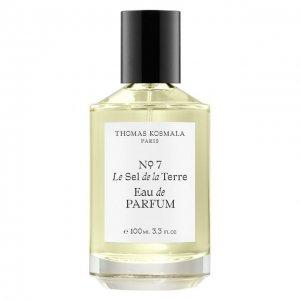 Парфюмерная вода № 7 Le Sel De La Terre Thomas Kosmala. Цвет: бесцветный
