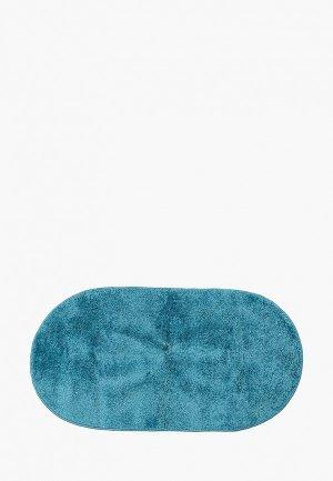 Коврик Эго 80х150 см. Цвет: бирюзовый