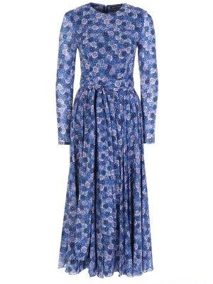 Приталенное платье TEREKHOV