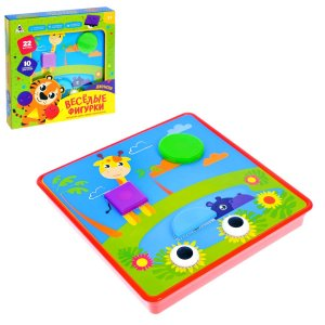Настольная развивающая мозаика для малышей Лас Играс KIDS