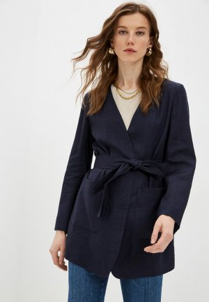 Жакет Max&Co NIVES. Цвет: синий