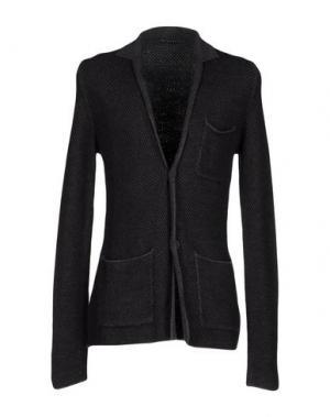 Пиджак SISLEY. Цвет: стальной серый