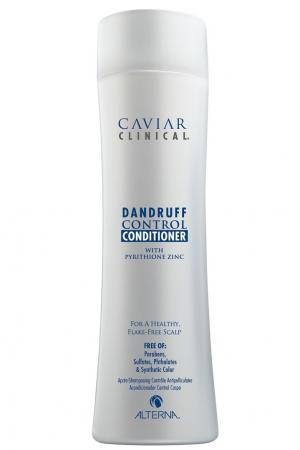 """Кондиционер против перхоти """"Здоровая кожа головы"""" Caviar Clinical Dandruff Control 250ml Alterna. Цвет: без цвета"""