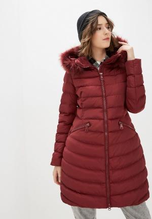 Куртка утепленная Tantra. Цвет: бордовый
