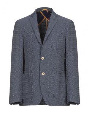 Пиджак GH. Цвет: синий
