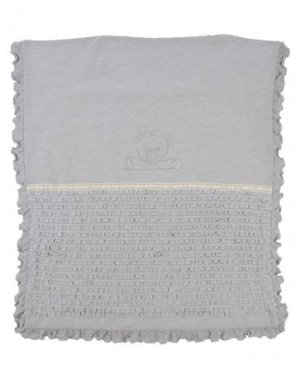 Одеяльце для младенцев LADIA. Цвет: серый