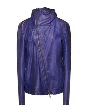 Куртка 10SEI0OTTO. Цвет: фиолетовый