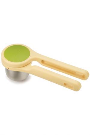 Соковыжималка для цитрусовых Joseph. Цвет: зеленый, желтый