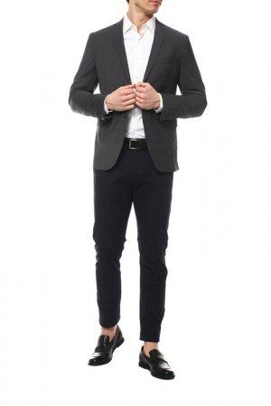 Пиджак Cinque. Цвет: темно-серый, крапинка