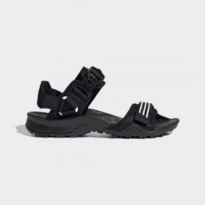 Сандалии Terrex Cyprex Ultra II DLX adidas. Цвет: черный