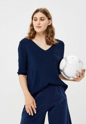 Пуловер Betty & Co. Цвет: синий