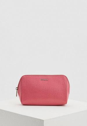Комплект Furla FU003BWBMPB2. Цвет: розовый, серый