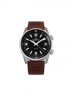 Наручные часы Polaris pre-owned 41 мм 2019-го года Jaeger-LeCoultre. Цвет: черный