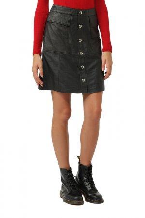 Skirt Isaco & Kawa. Цвет: black