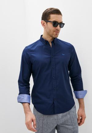 Рубашка Harmont & Blaine. Цвет: синий