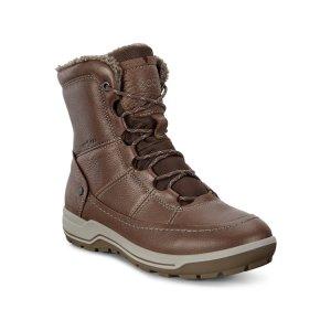 Ботинки высокие TRACE LITE ECCO. Цвет: коричневый