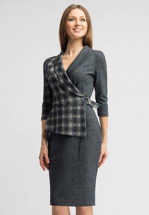Платье Giulia Rossi. Цвет: серый
