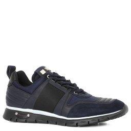 Кроссовки WU8 темно-синий 4US CESARE PACIOTTI