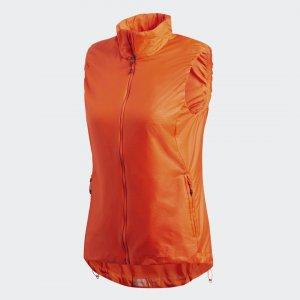 Жилет Agravic Alpha TERREX adidas. Цвет: оранжевый