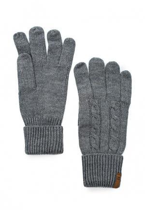 Перчатки Billabong BROOKLYN GLOVES. Цвет: серый