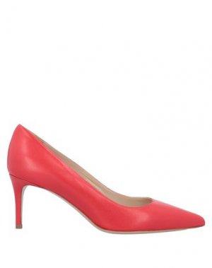 Туфли DEIMILLE. Цвет: красный