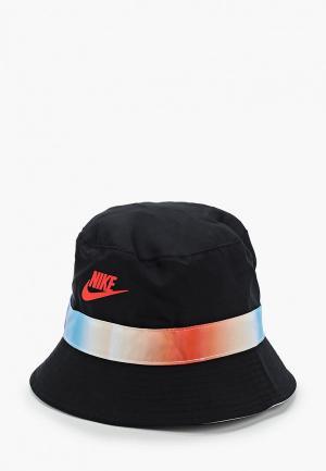 Панама Nike Y NK REVERSIBLE BUCKET. Цвет: разноцветный