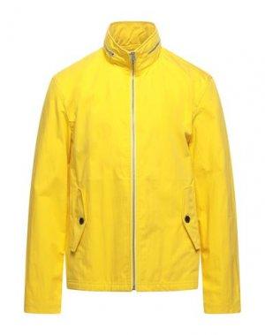 Куртка BROOKS BROTHERS. Цвет: желтый