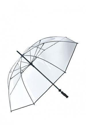 Зонт-трость Fulton. Цвет: белый