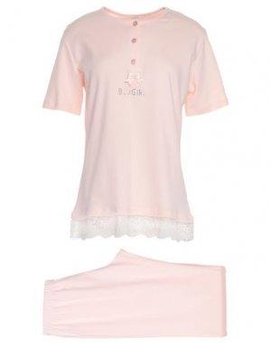 Пижама BLUGIRL BLUMARINE. Цвет: розовый