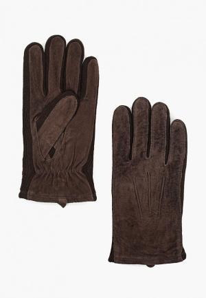 Перчатки Modo Gru. Цвет: коричневый