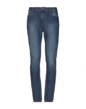 Джинсовые брюки AT.P.CO. Цвет: синий