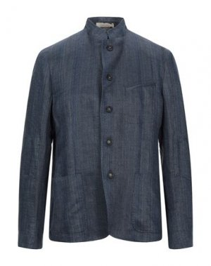 Пиджак MASSIMO ALBA. Цвет: синий