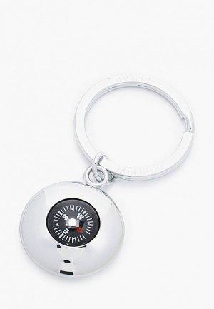 Брелок Philippi Pole Kompass. Цвет: серебряный