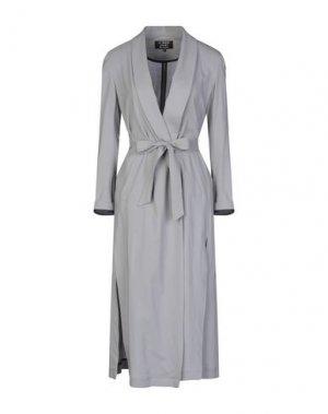 Легкое пальто LE MONT ST MICHEL. Цвет: серый