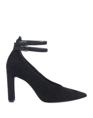 Туфли BRUNO PREMI. Цвет: черный