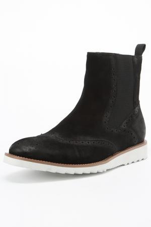Ботинки ELMONTE. Цвет: черный