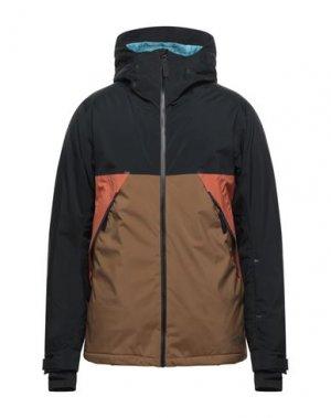 Куртка BILLABONG. Цвет: черный