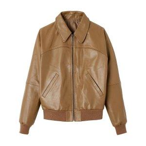 Куртка La Redoute. Цвет: каштановый
