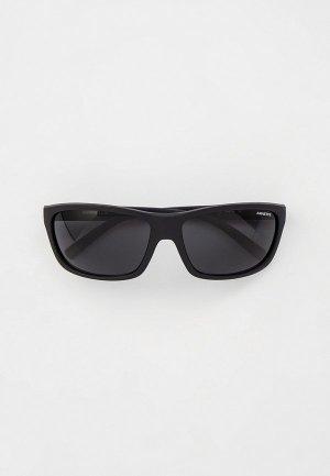 Очки солнцезащитные Arnette AN4263 01/87. Цвет: черный