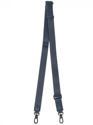 Ремень для сумки Troubadour. Цвет: синий