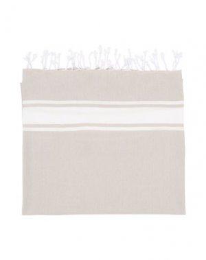 Пляжное полотенце ESPADRIJ. Цвет: бежевый