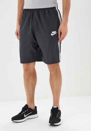 Шорты спортивные Nike Mens Training Shorts. Цвет: черный