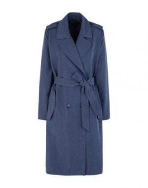 Легкое пальто 2ND DAY. Цвет: темно-синий